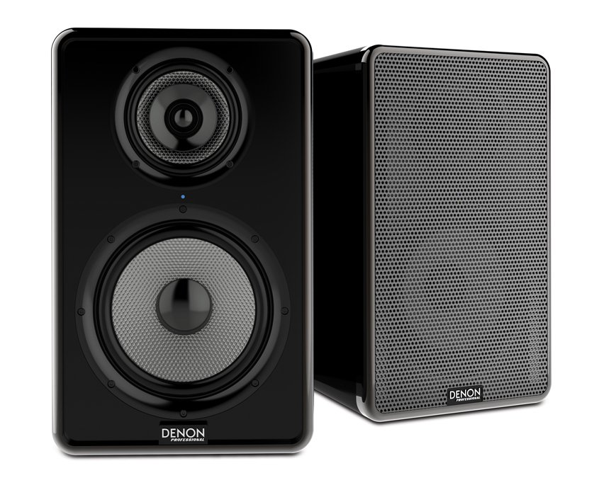 "8"" 220W Tri-Amplified 3-Way Active Reference Monitor"