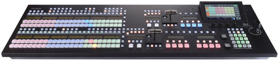 Hanabi 3G/HD/SD 2 Full Mix/Effects Video Switcher with Operation Unit Package