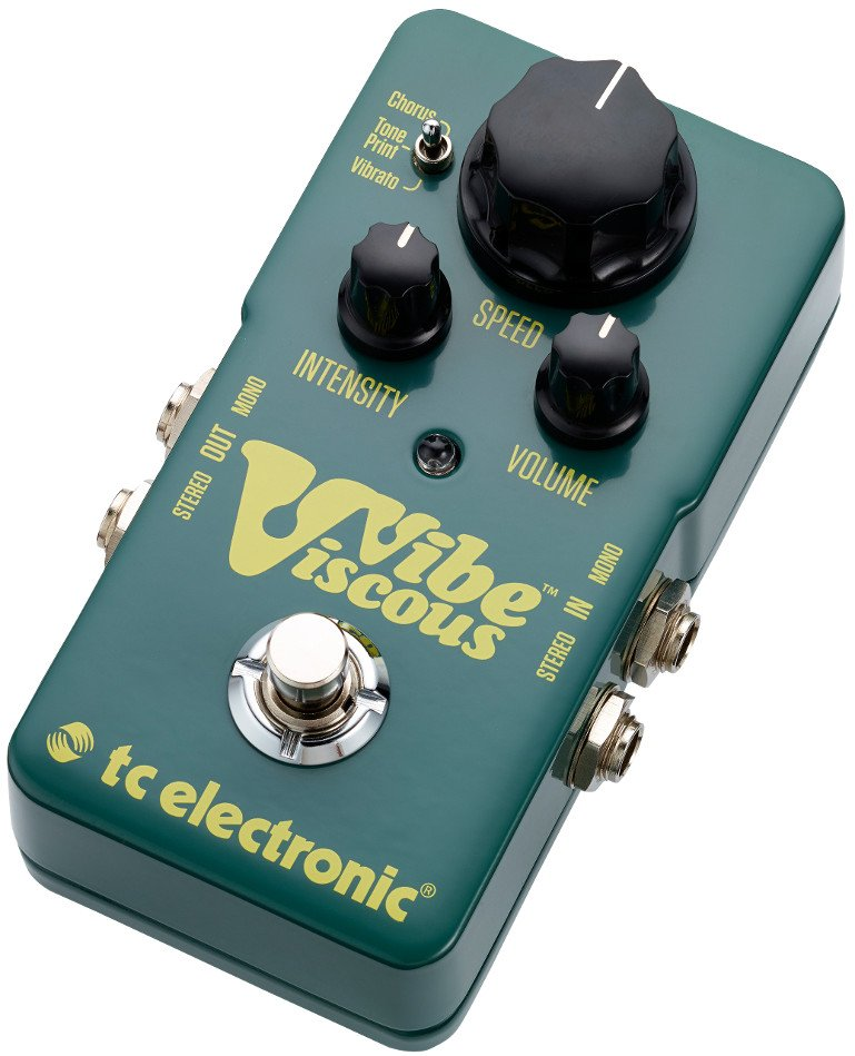 Vibrato Effects Pedal