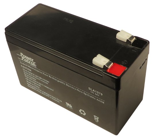 Power Patrol 12V Battery