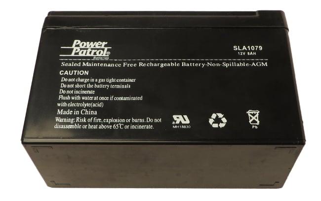 Interstate Battery SLA1079  Power Patrol 12V Battery SLA1079
