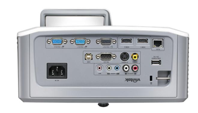 3500 Lumens 3D HD WXGA Short Throw Projector