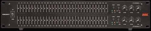 BBE EQA231 EQ, Graphic Dual 31 Band EQA231