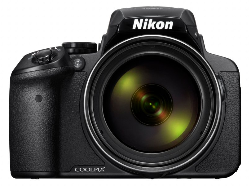 COOLPIX P900 in Black