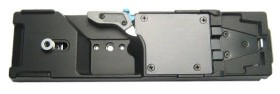 Tripod Base Plate For GYDV550E