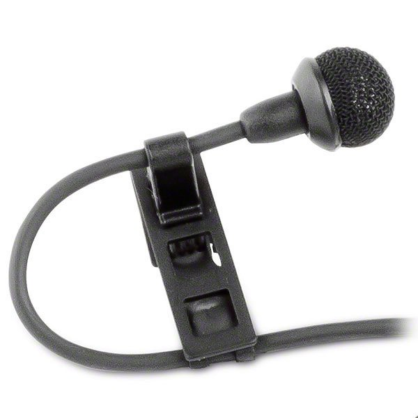 Digital Lavalier Microphone with Lightning Connector for iOS Devices