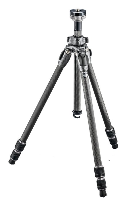 Mountaineer Series 0 Carbon 3 Section Tripod