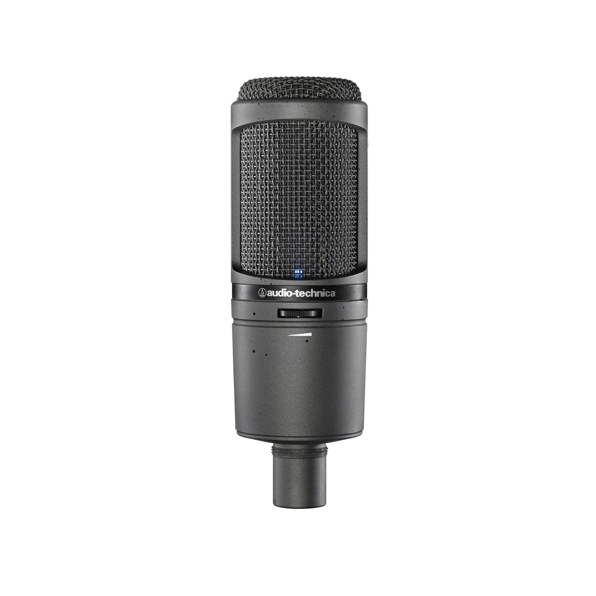 Cardioid Condenser USB Microphone with iOS Connectivity