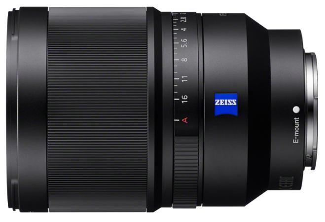 Distagon T* FE 35mm F1.4 ZA Full-frame E-mount Prime Lens