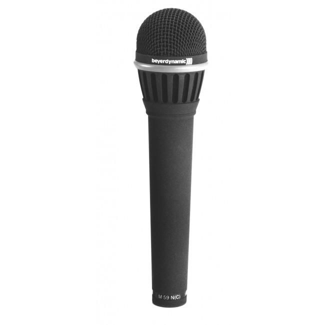 Beyerdynamic M 59 N(C) Hypercardioid Dynamic Handheld Microphone M59