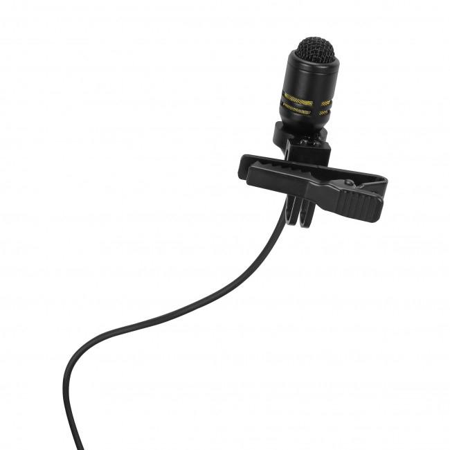 Cardioid Condenser Lavalier Microphone