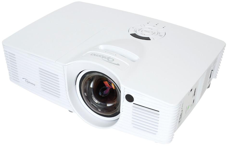 3000 Lumens 1080p All-Digital Short Throw Projector