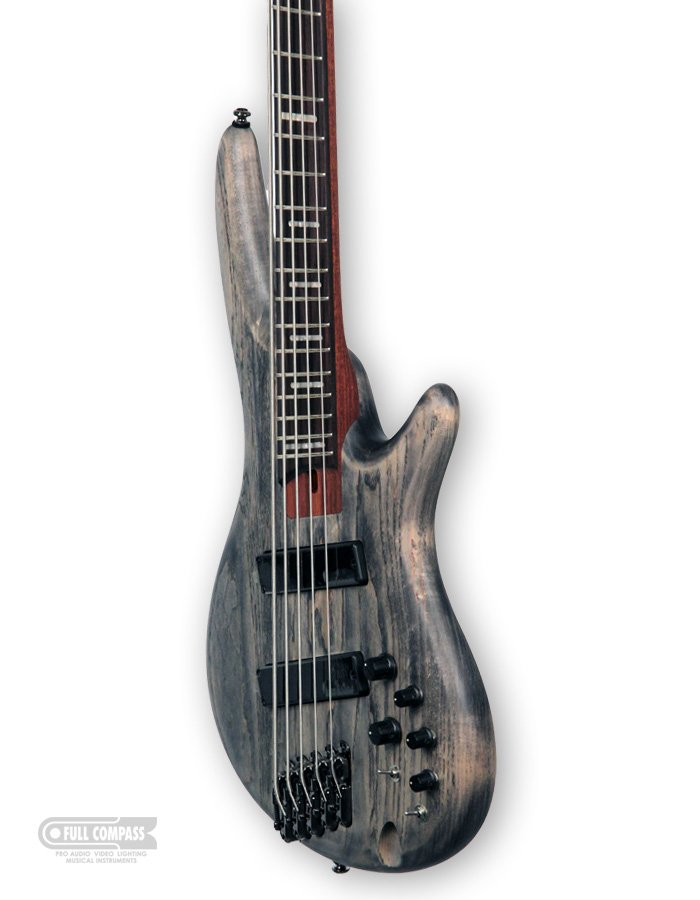 Black Stain Bass Workshop Series 5-String Electric Bass