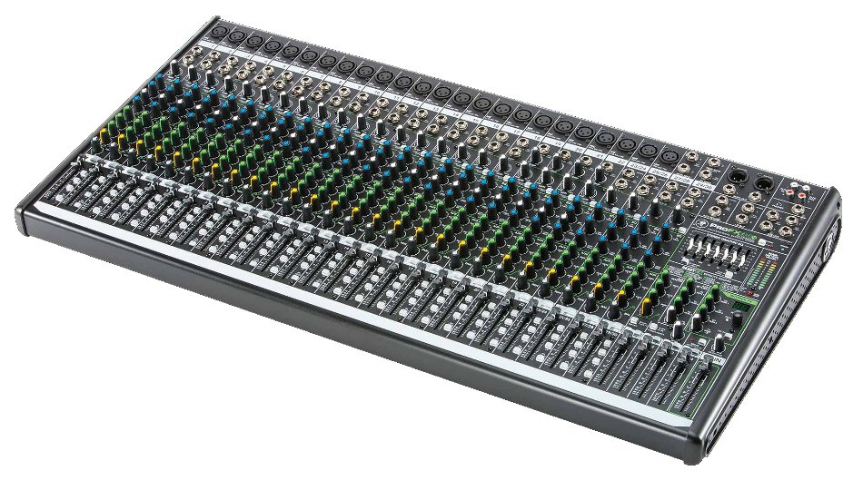 Mackie ProFX30v2 30-Channel Mixer with Onboard Effects Engine and USB I/O PROFX30V2
