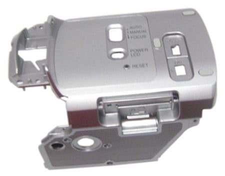 PVGS500 Right Case Assembly