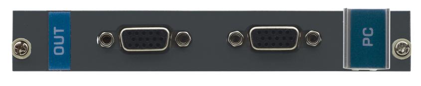 2-Output VGA Card for VS-1616D Digital Matrix Switcher