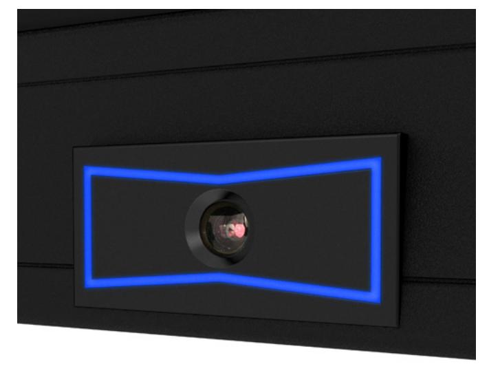 "113"" 16:10 ViewShare Advantage Electrol with Matte White Screen"