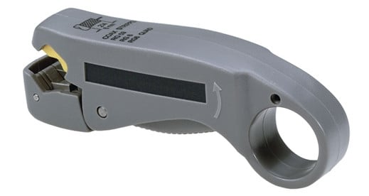 Adjustable Cable Stripper for LC CST-8/11/213 Coax
