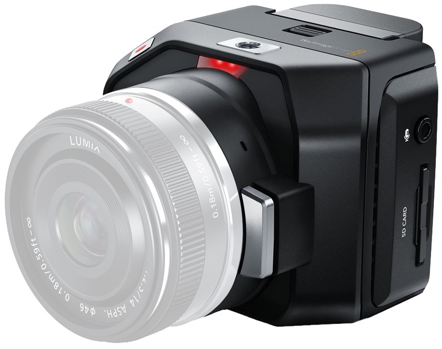 Miniaturized Digital Film Camera - Body Only