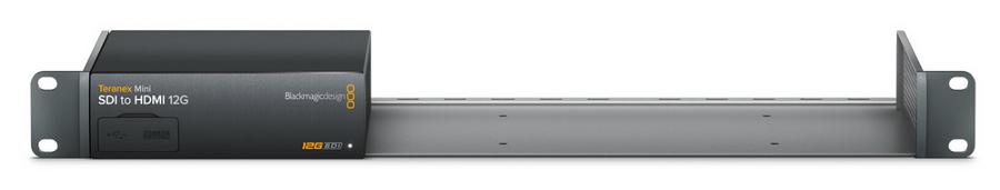 Blackmagic Design Teranex Mini Rack Shelf 1ru Rack Shelf