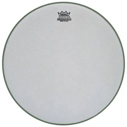"15"" Hazy Ambassador Snare Side Drum Head"