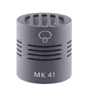 Supercardioid Condenser Capsule with Matte Gray Finish for Colette Series Module Microphone System