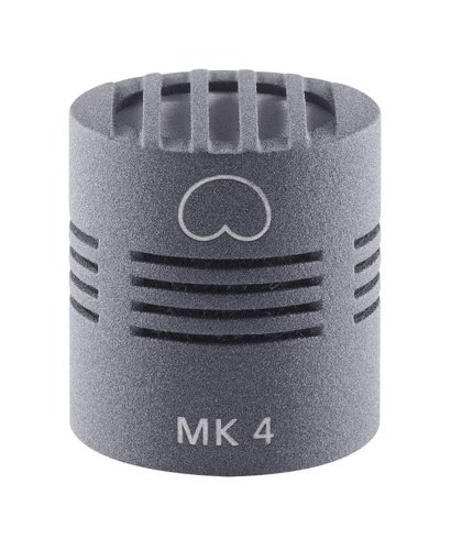Cardioid Condenser Capsule with Matte Gray Finish for Colette Series Modular Microphone System