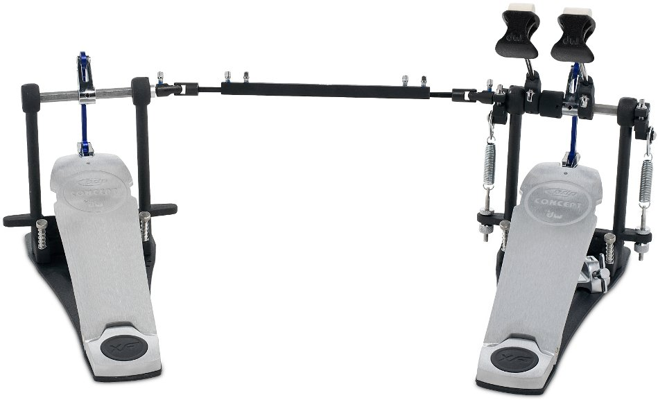 Concept Series Direct Drive Double Kick Pedal