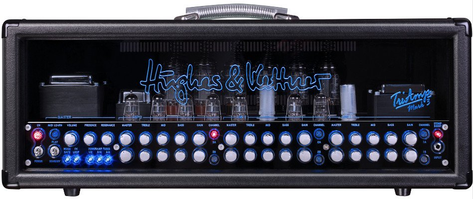 150W Guitar Tube Amplifier Head with Footswitch