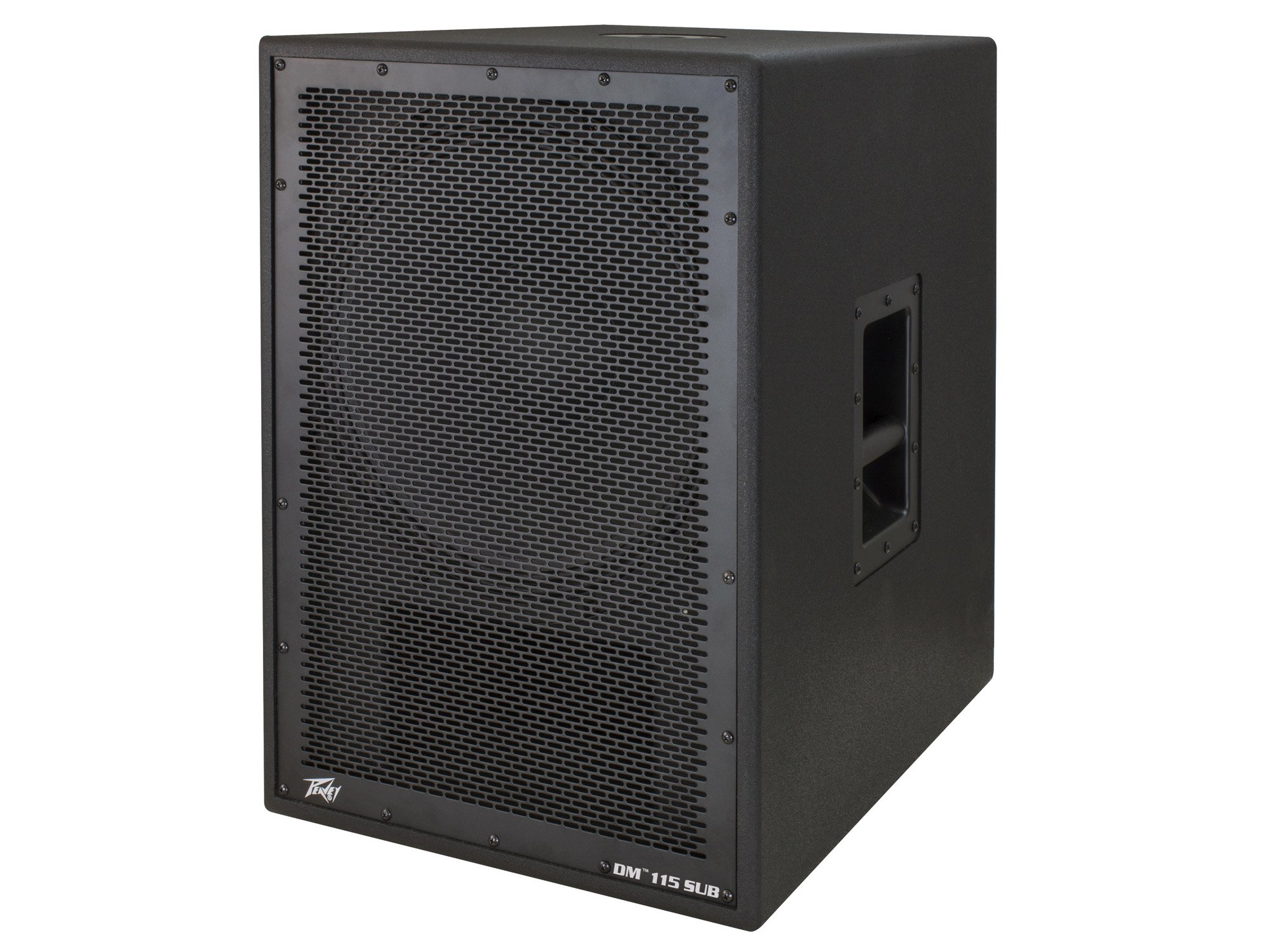 "Dark Matter Series 15"" Powered Subwoofer with Onboard DSP"
