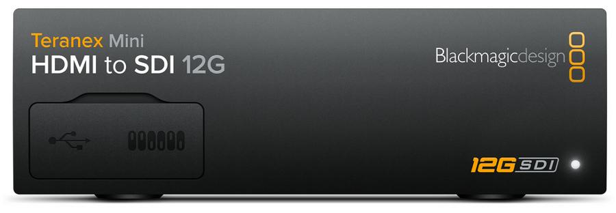 HDMI to 12G-SDI Mini Converter