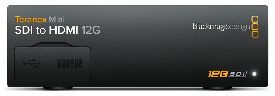 SDI to HDMI 12G Mini Converter