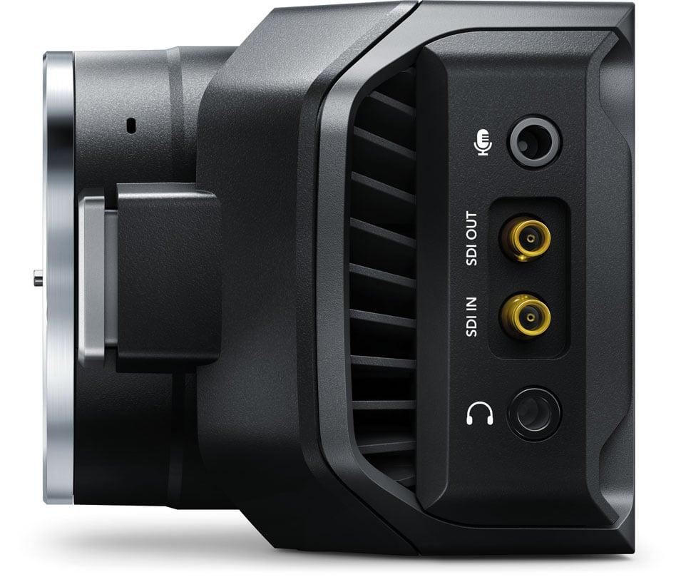 Compact 4K Studio Camera Body