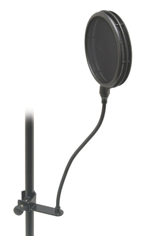 "6"" Dual-Screen Pop Filter"