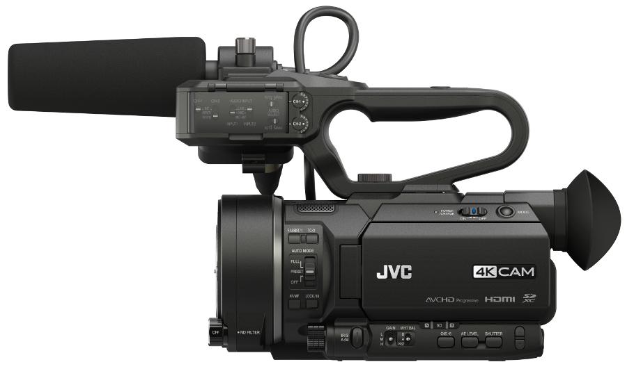 4KCAM Handheld Super 35 Camcorder - Body Only