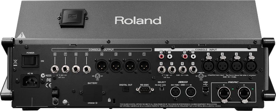 44x26 Digital Mixing System