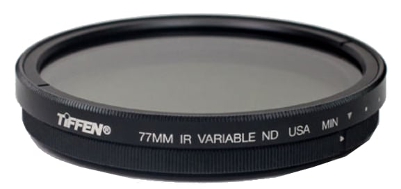 77MM IR Variable ND Screw-In Filter