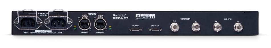 32-Channel Dante Bridge Interface for Pro Tools|HD