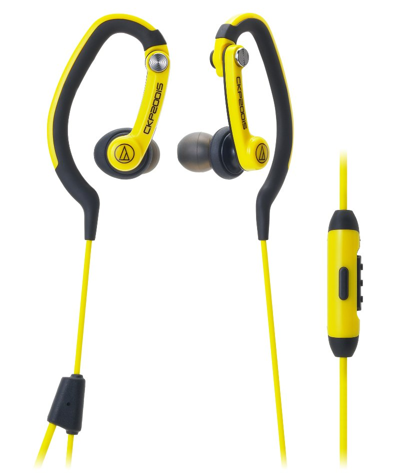 SonicSport In-Ear Headphones with In-Line Remote/Microphone for Smartphone Control