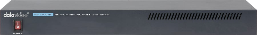 6 Input Rackmount HD Digital Video Switcher