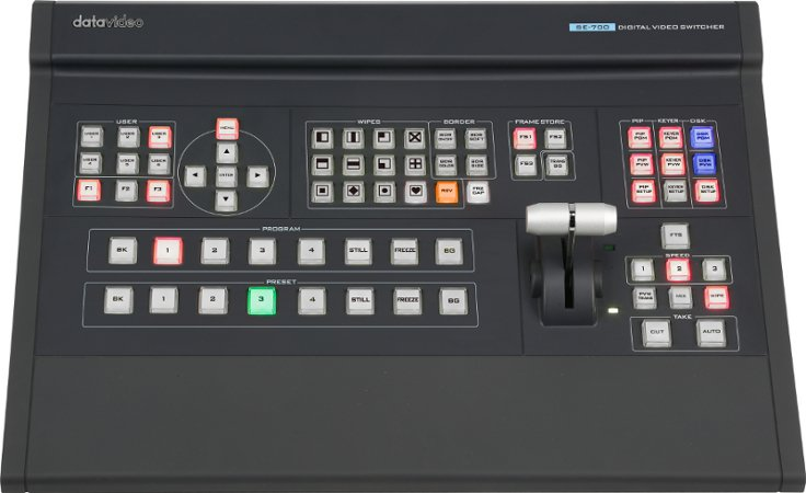 4 Input Digital Video Switcher