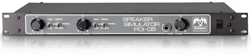 Palmer PDI-05 Stereo Speaker Simulator PDI05