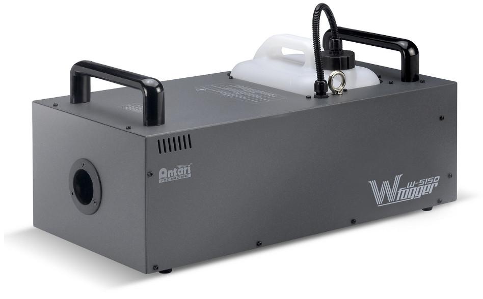 1500W W-DMX Wireless Fogger