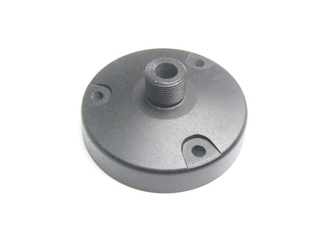 Black Podium Flange