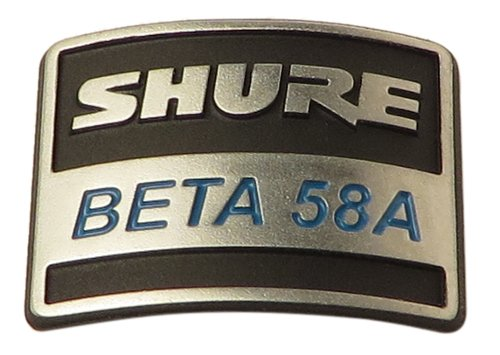 Nameplate for B58A