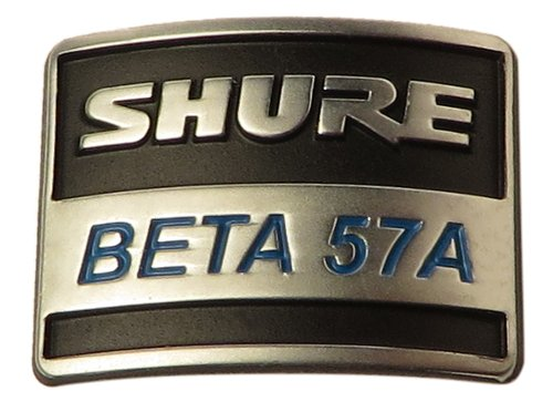 Nameplate for B57A