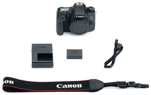 24.2 MP DSLR Kit with No Lens