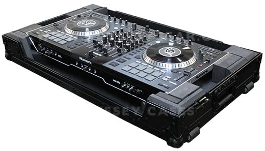 Black Label Case for Select Pioneer and Numark DJ Controllers