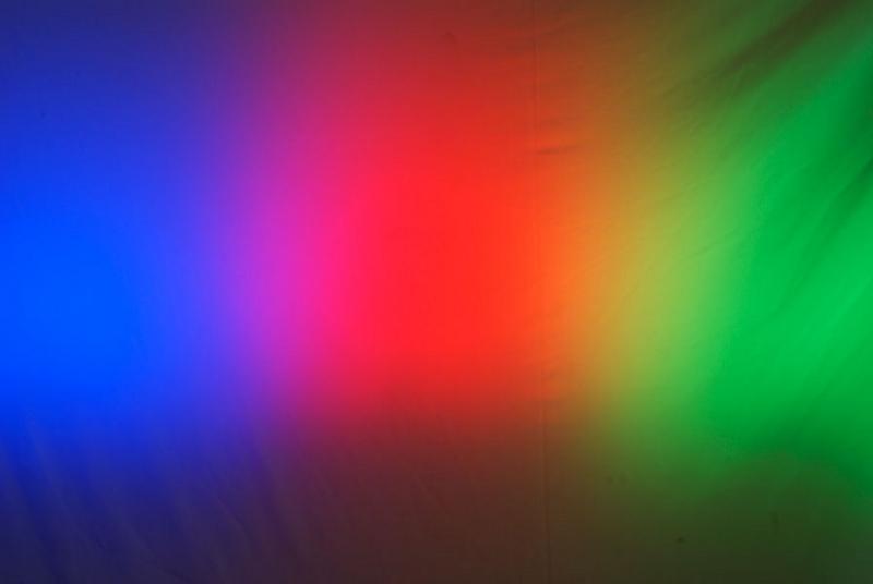 60x3W RGBAW LED Light Bar