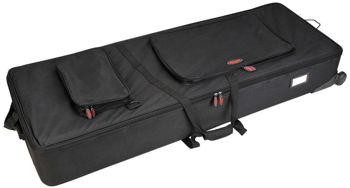 Soft Case with Wheels for 88-Note Keyboard